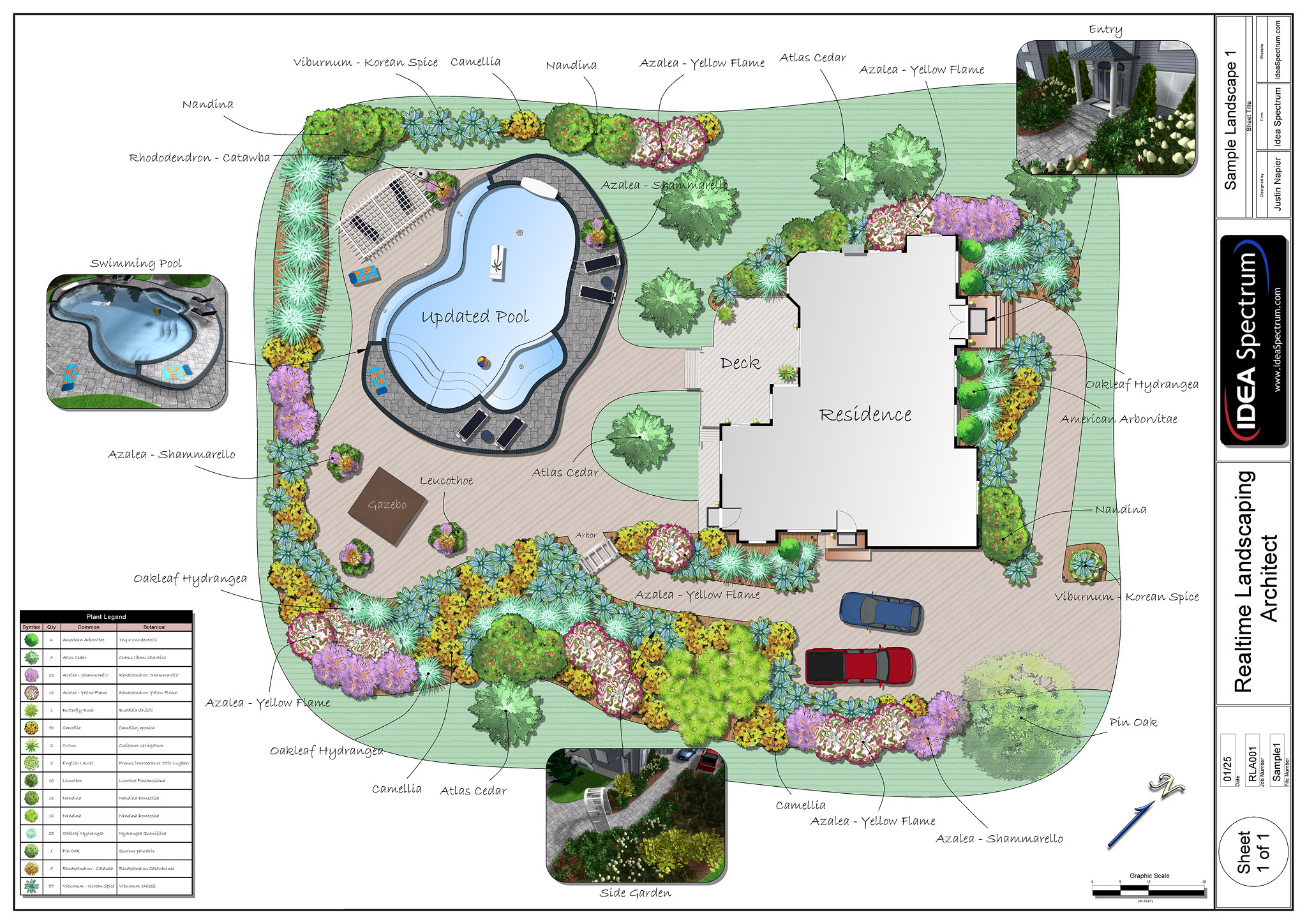Landscape Design Software by Idea Spectrum - Realtime Landscaping ...