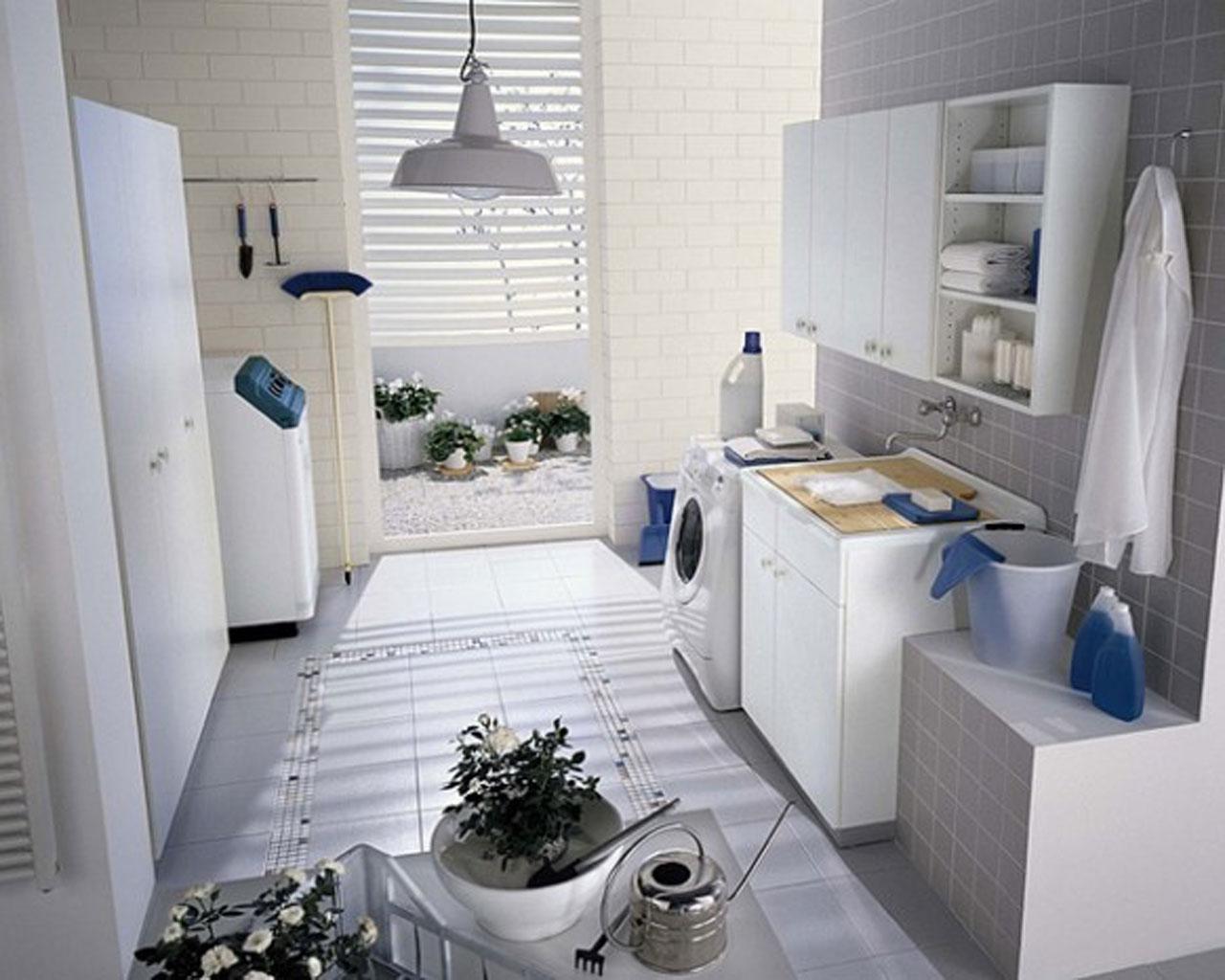 Laundry Room Design Idea