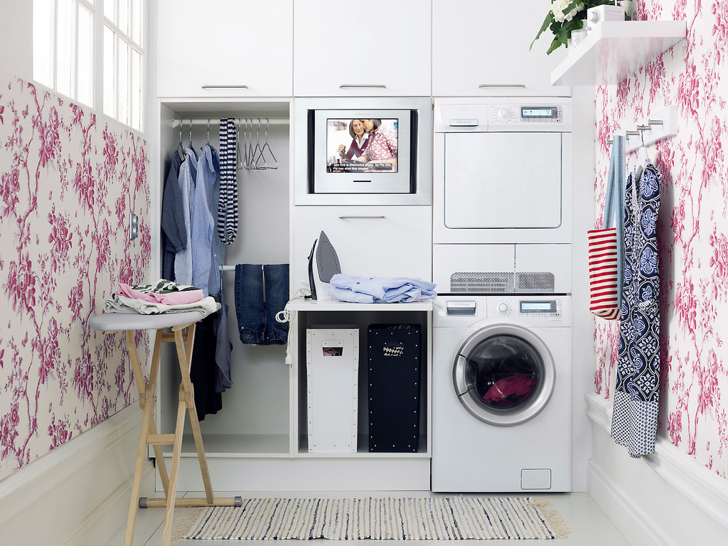 Laundry Room Design Ideas and Pictures