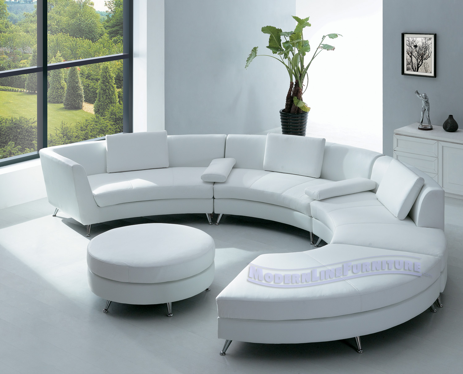 Exclusive leather sofa modern – furniture catnapper Modern leather ...