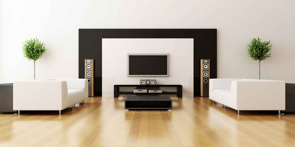 Living Room Interior Design in Modern Look | KnowledgeBase