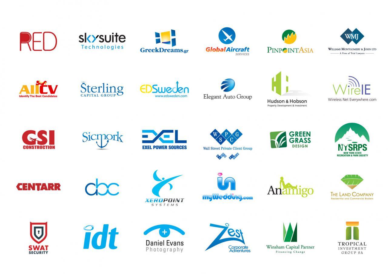 Company Logo Design Free | Joy Studio Design Gallery Photo for Corporate Logo Design Examples  177nar