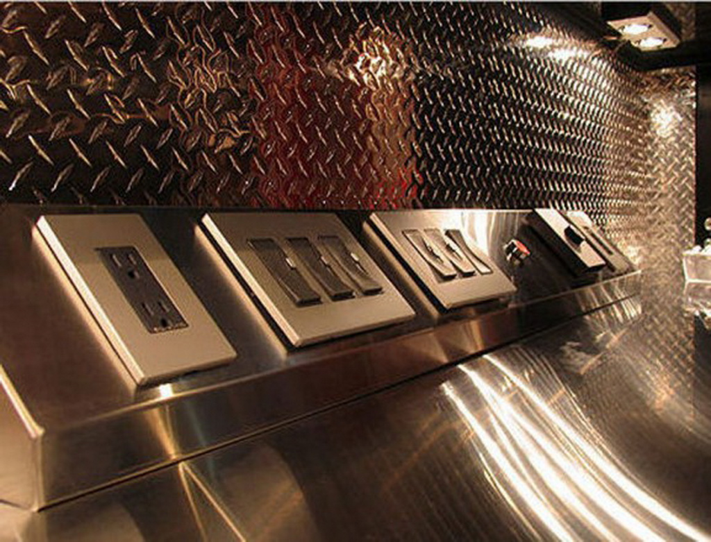 Luxury Decorating Idea And Custom Garage Interiors Design Ideas By ...