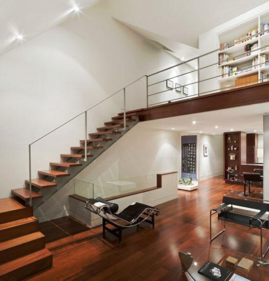 luxury modern loft design – Loft Decorating Ideas With Some ...