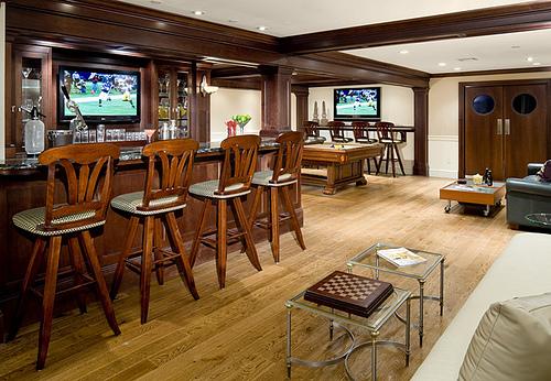 mini bar furniture design ideas in living room with tv