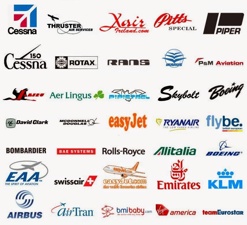 avaition logos