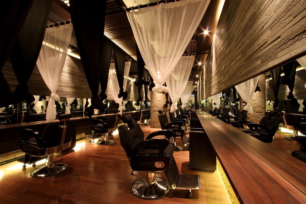 modern japanese hair salon interior design ideas - Zeospot.com ...