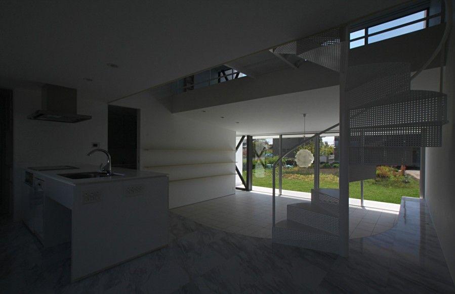 Modern Minimalist Japanese Home Interior Architecture Design 7731 ...