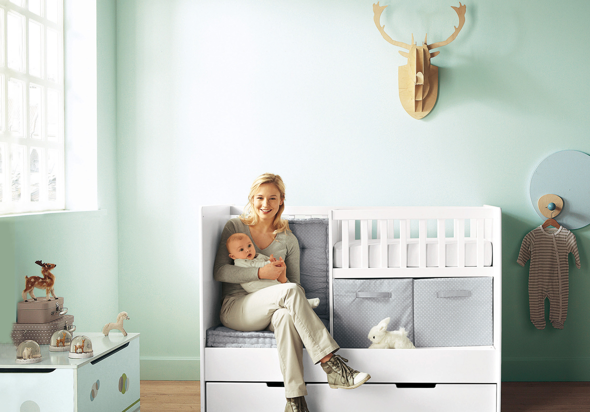 11 Cool Baby Nursery Design Ideas From Vertbaudet | DigsDigs