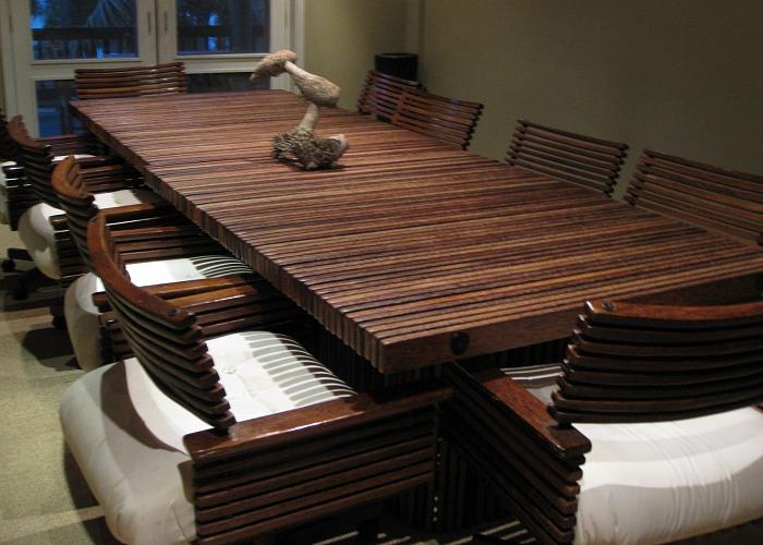 Palm Coconut Wood Furniture, exclusive furniture