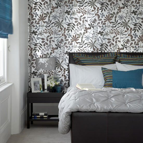 ... gray-grey-teal-blue-combination-scheme-very-stylish-cool-bedroom-decor