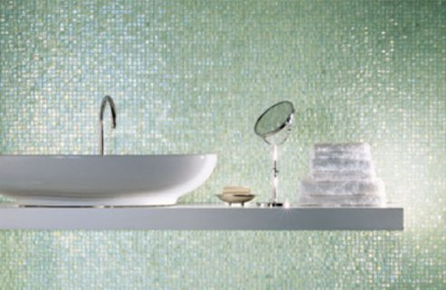 Plushemisphere | small bathroom tile design ideas