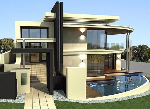 Stylish Modern Homes Designs.