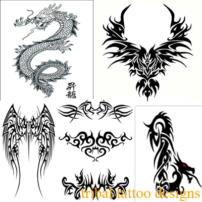 tattoo inspiration design: tribal tattoo ideas design