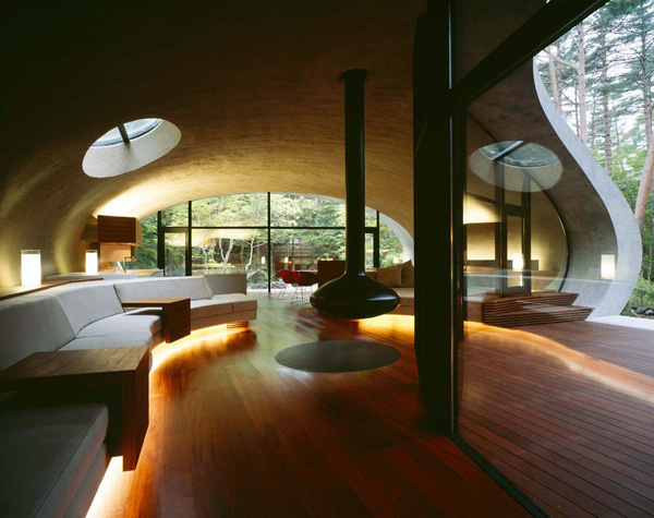 Architecture: Unusual Interior Design Ideas | InteriorHolic.com